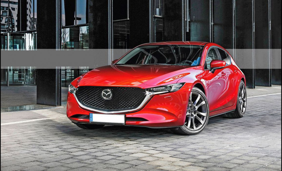 Release Date and Concept 2022 Mazda 3 Hatch