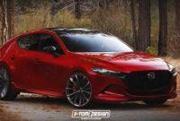 First Drive 2022 Mazda 3 Turbo