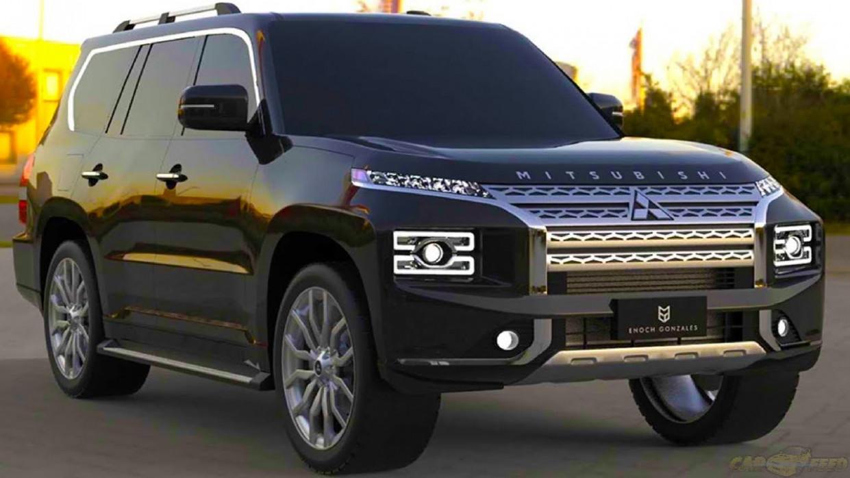 New Model and Performance 2022 Mitsubishi Montero Sport Philippines