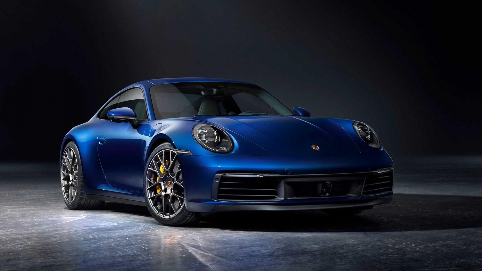 Images 2022 Porsche 911
