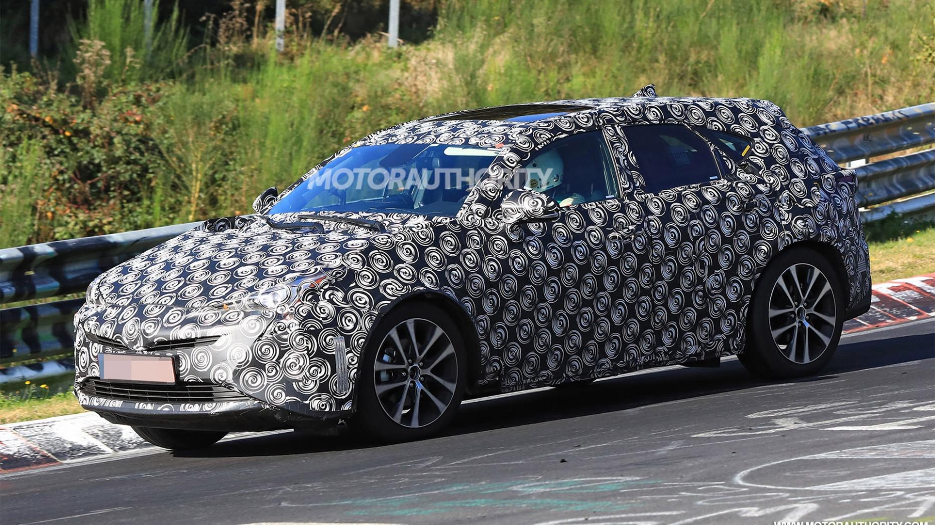 Spesification 2022 Spy Shots Toyota Prius