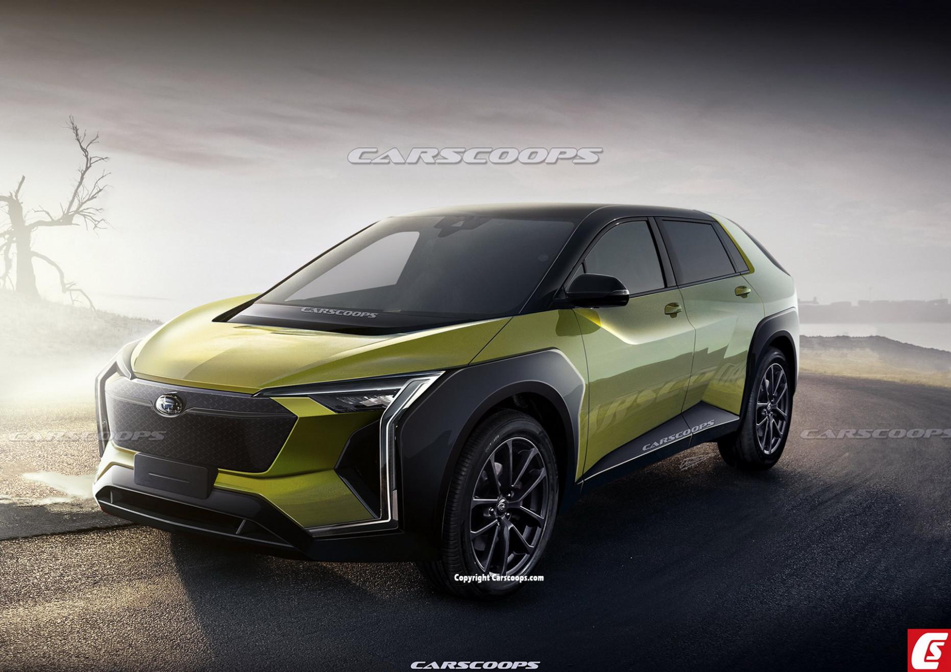 Model 2022 Subaru Ascent Release Date