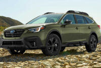 overview 2022 subaru outback exterior colors