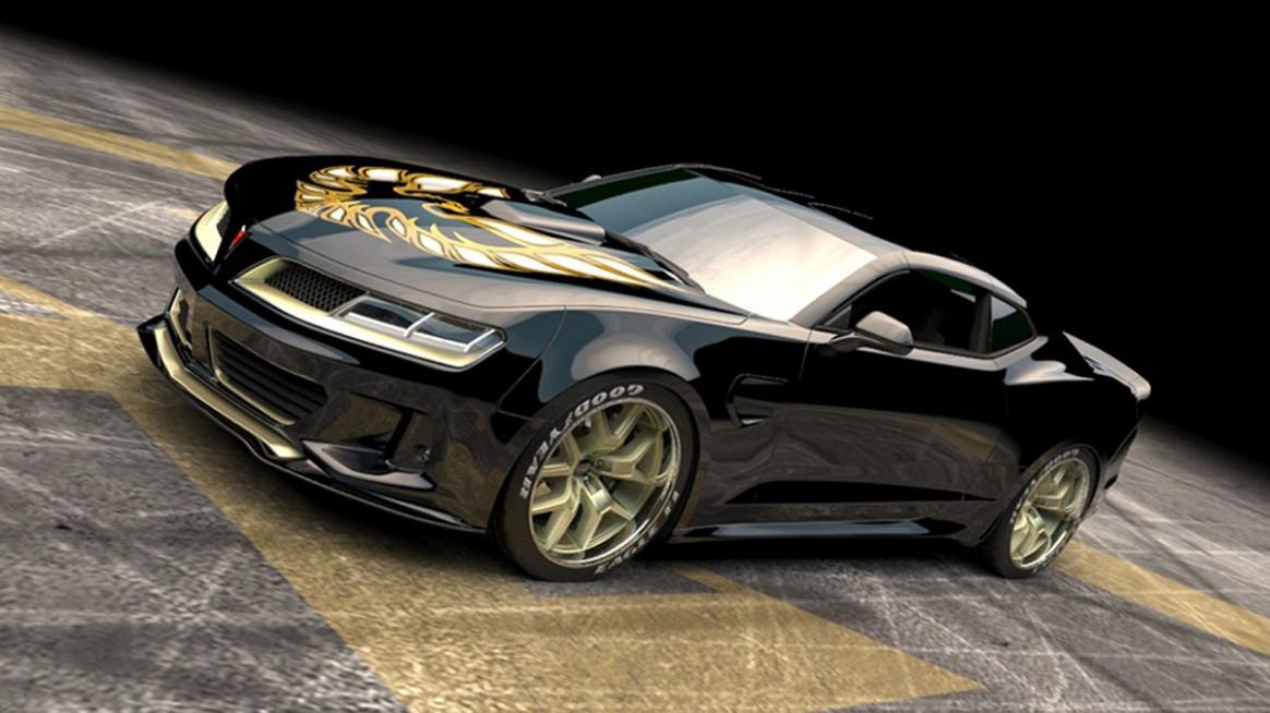 Exterior and Interior 2022 The Pontiac Trans