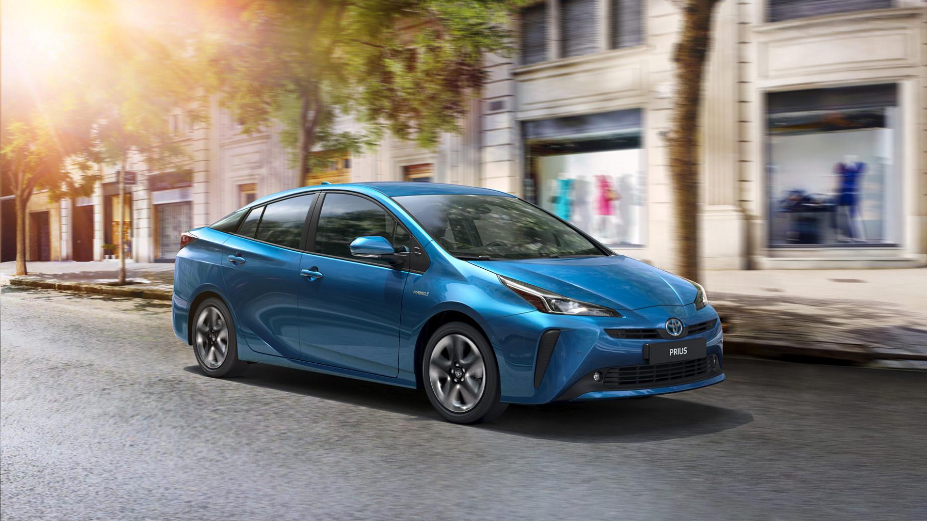 Spesification 2022 Toyota PriusPictures