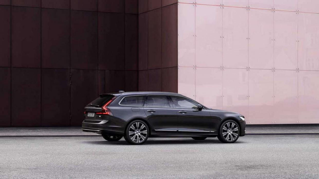 Style 2022 Volvo S90