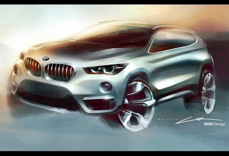 Spy Shoot BMW Electric Suv 2022