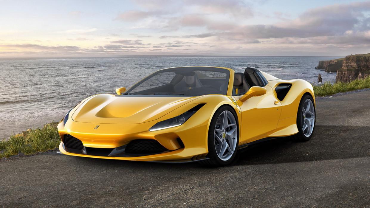 Reviews Ferrari 2022 F8 Tributo