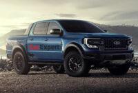 History Ford Pickup 2022