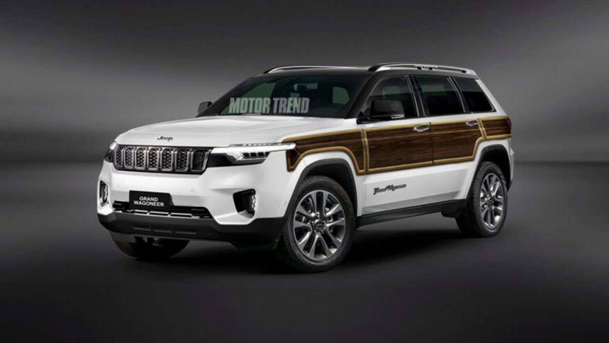 Review and Release date Jeep Commander 2022