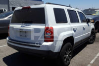 overview jeep patriot 2022