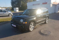 Exterior Jeep Patriot 2022