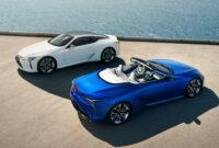 overview lexus coupe 2022