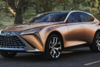 overview lexus electric 2022