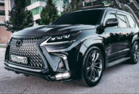 overview lexus gx 460 new model 2022
