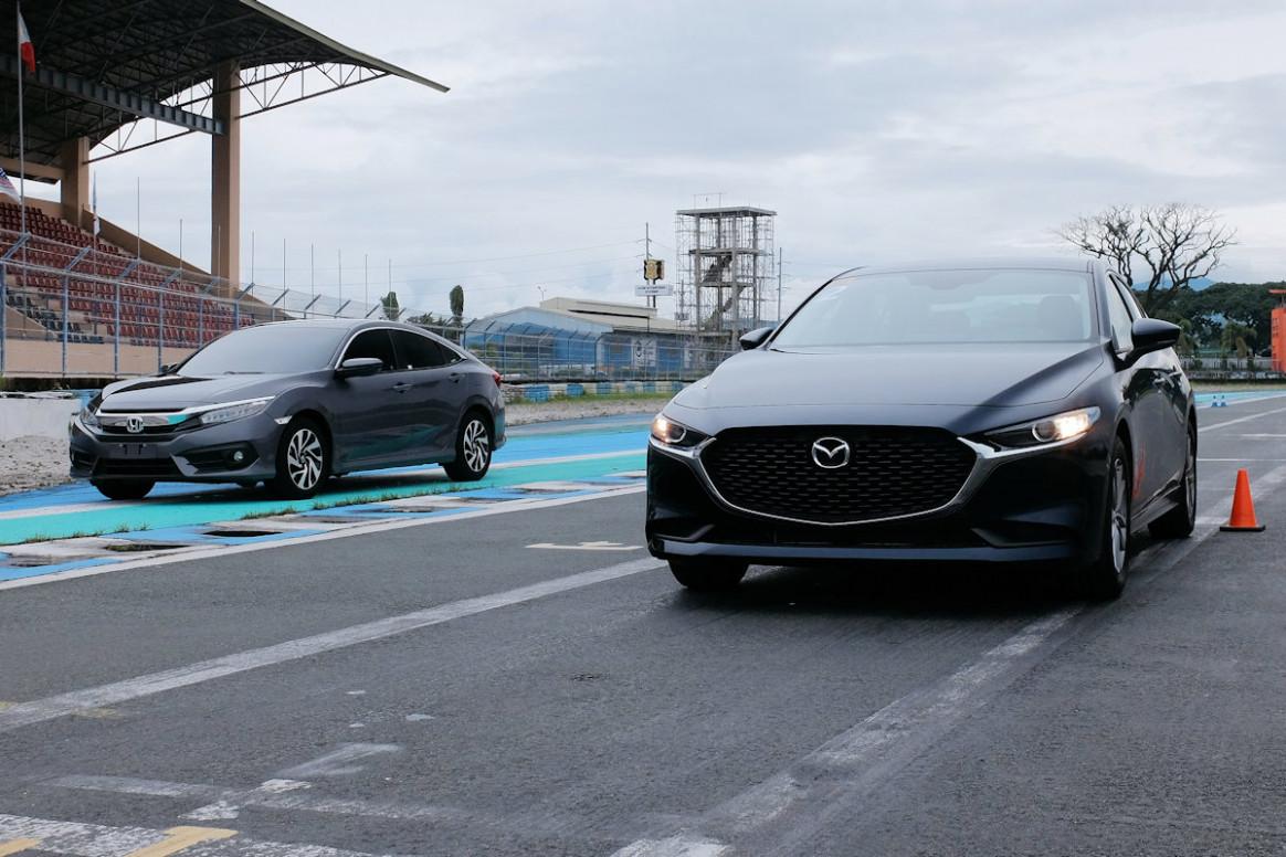 Research New Mazda 3 2022 Philippines