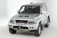 Overview Mitsubishi Pajero 2022