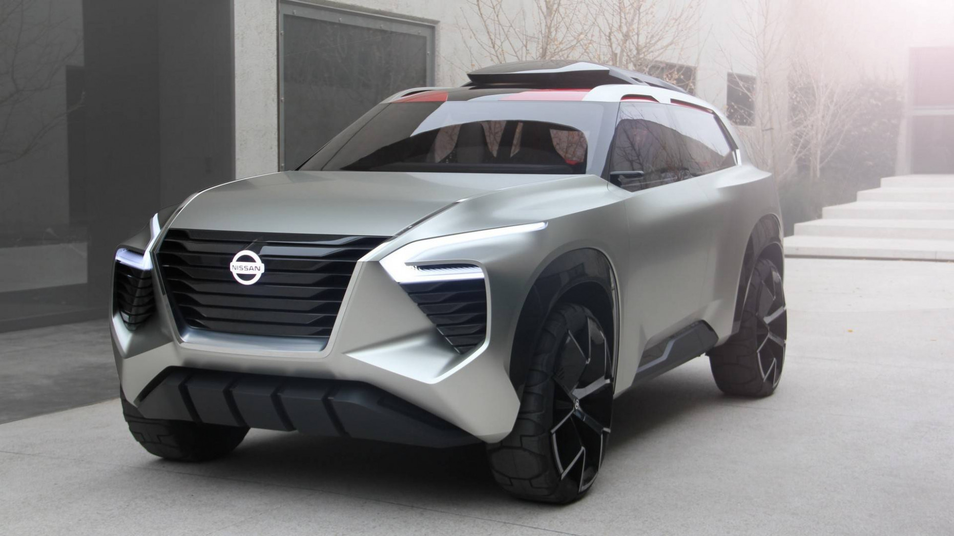 New Concept Nissan Xmotion 2022
