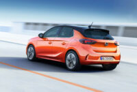 overview opel corsa electrico 2022
