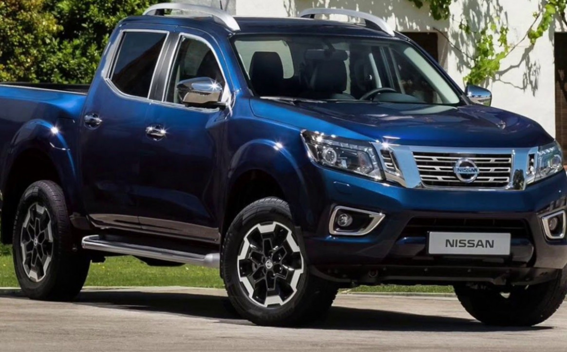 Configurations Pictures Of 2022 Nissan Frontier