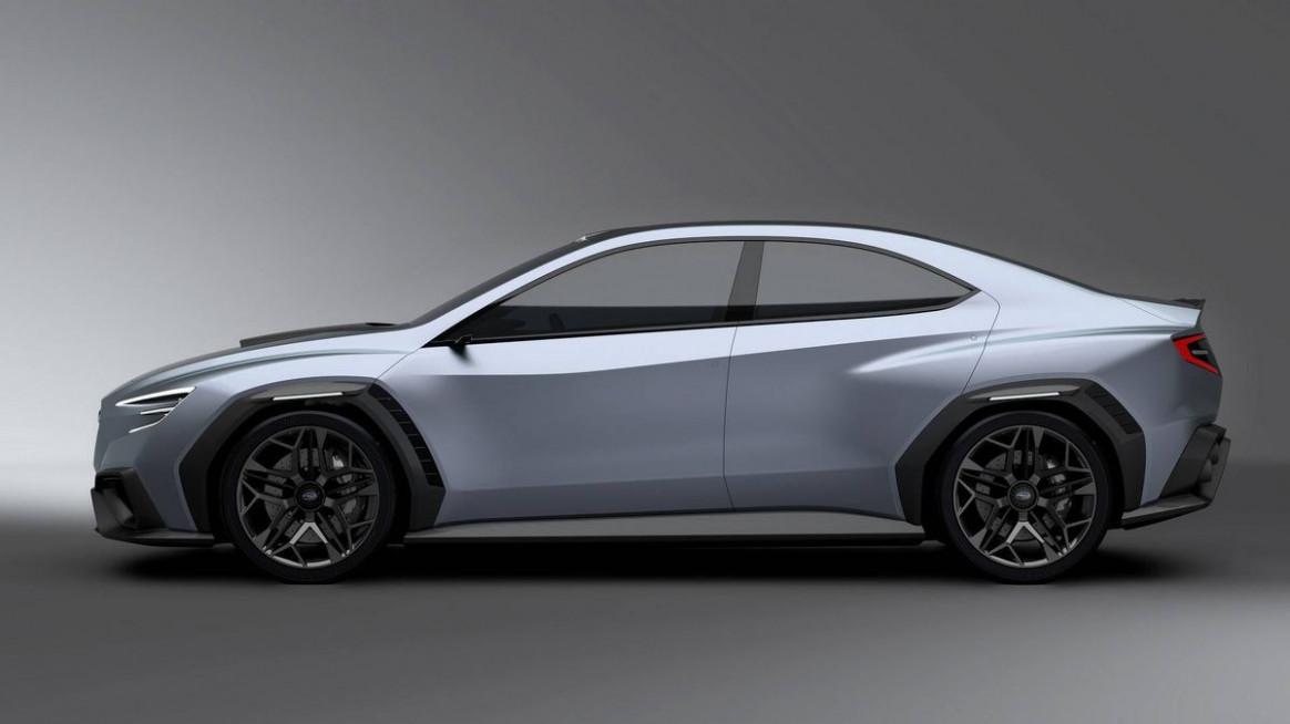 Release Subaru Impreza Wrx Sti 2022