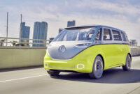 overview volkswagen bus 2022 price