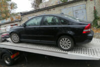 overview volvo s40 2022