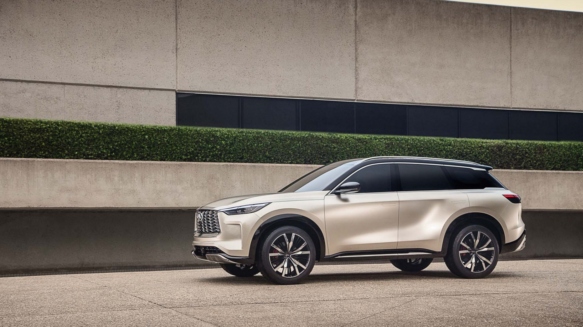 Photos When Does The 2022 Infiniti Qx60 Come Out