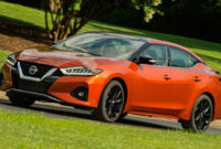 overview when does the 2022 nissan maxima come out