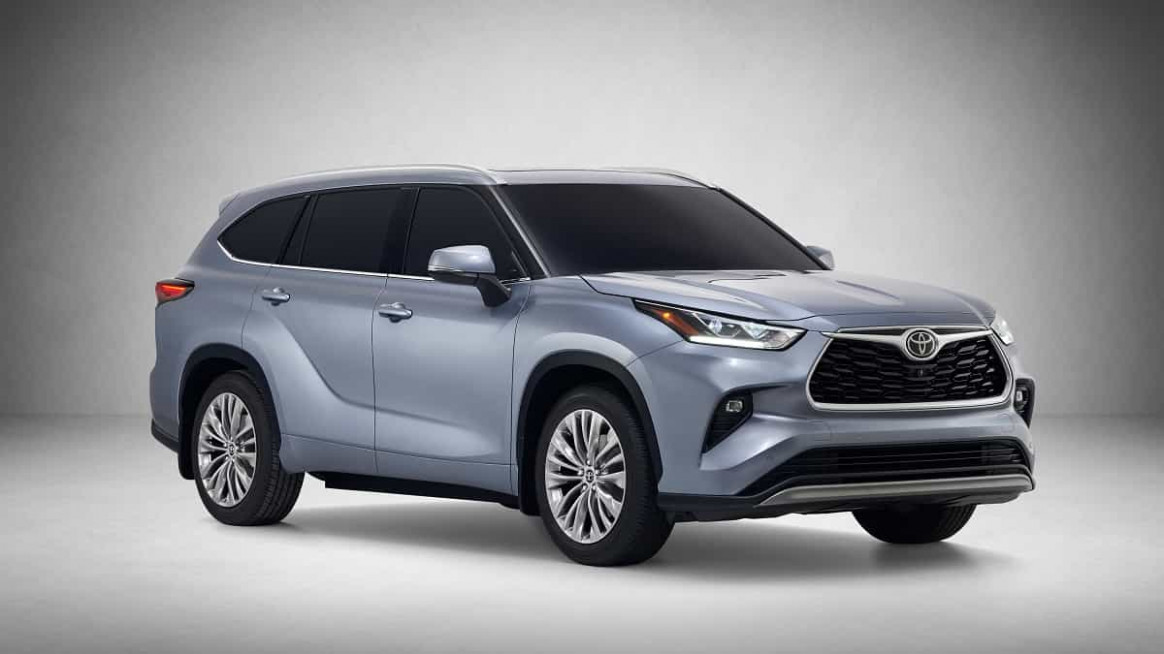 Release When Will 2022 Toyota Highlander Be Available