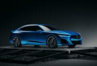 Performance 2022 Acura Tl Type S