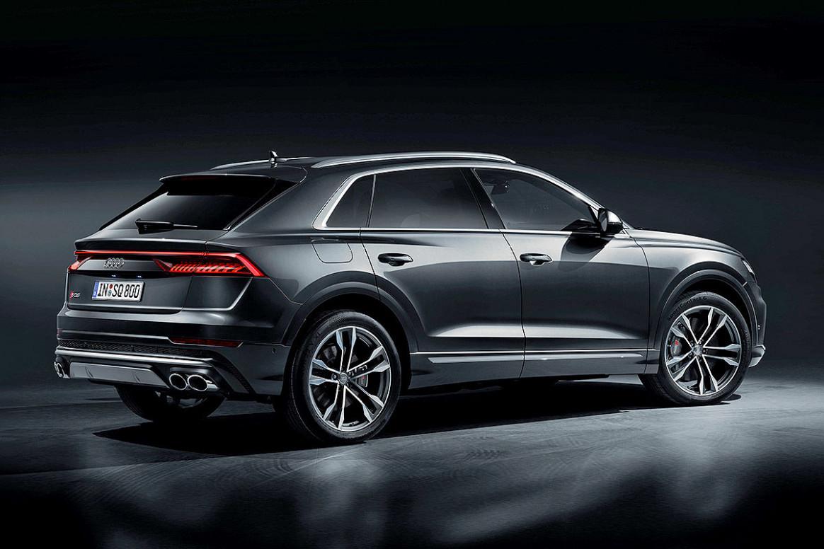 Spy Shoot 2022 Audi Q9
