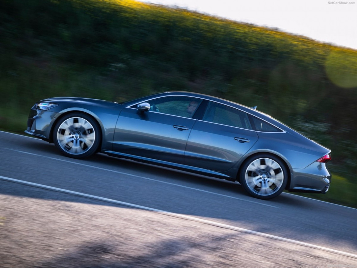 Picture 2022 Audi S7