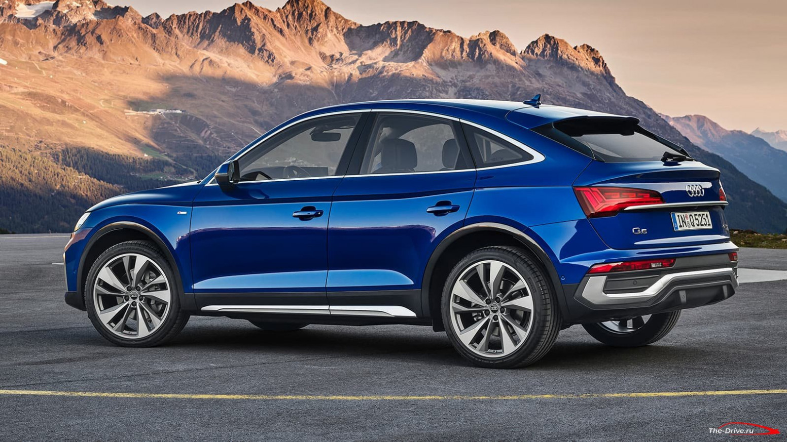Concept and Review 2022 Audi Sq5