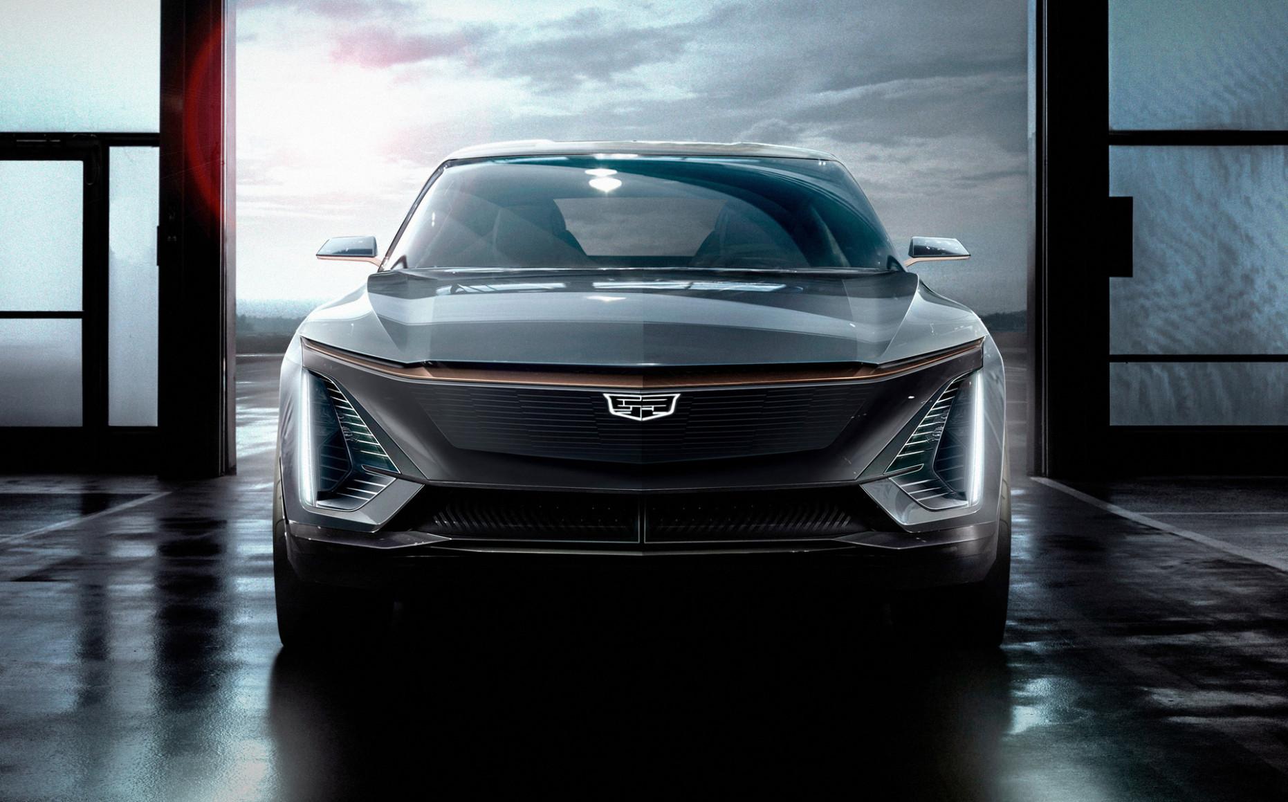 Interior 2022 Cadillac Deville