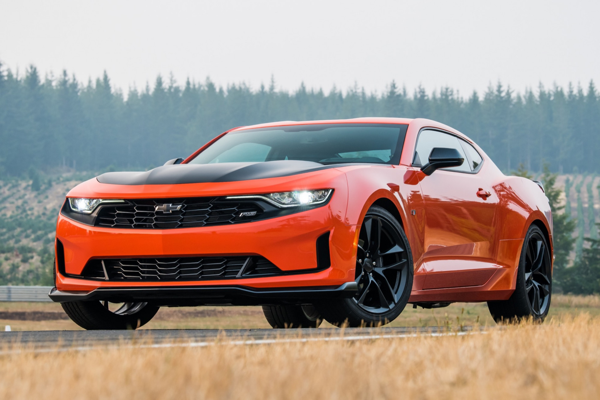 Specs and Review 2022 Chevrolet Camaro Z28