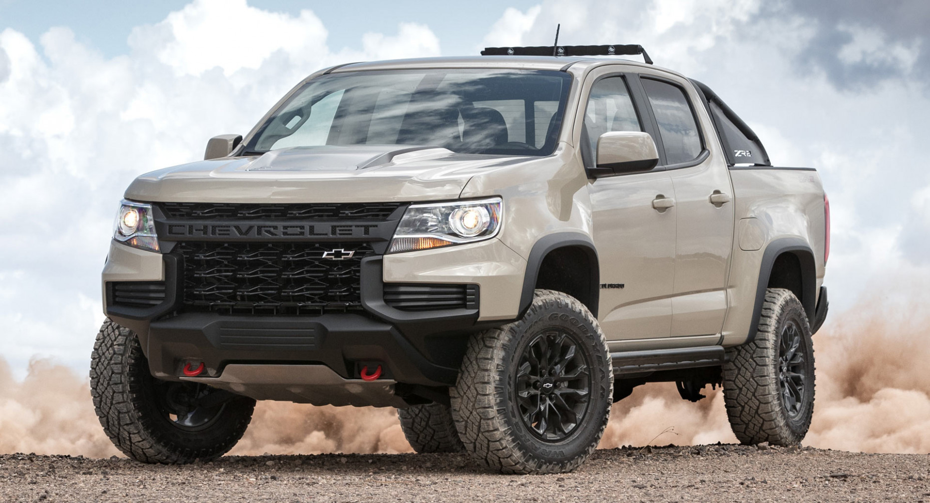 New Model and Performance 2022 Chevrolet Colorado