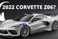 performance 2022 chevrolet corvette zora zr1