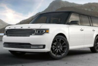 performance 2022 ford flex