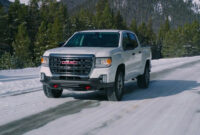 Overview 2022 GMC Canyon Denali