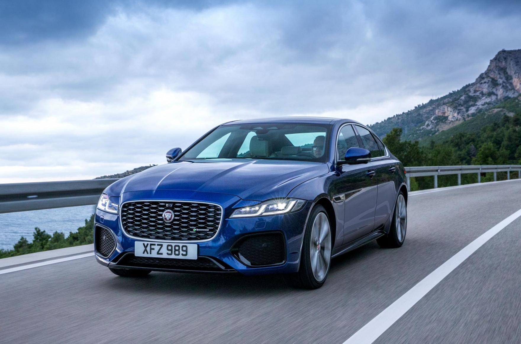 Review 2022 Jaguar XE