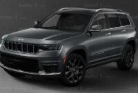 performance 2022 jeep grand cherokee
