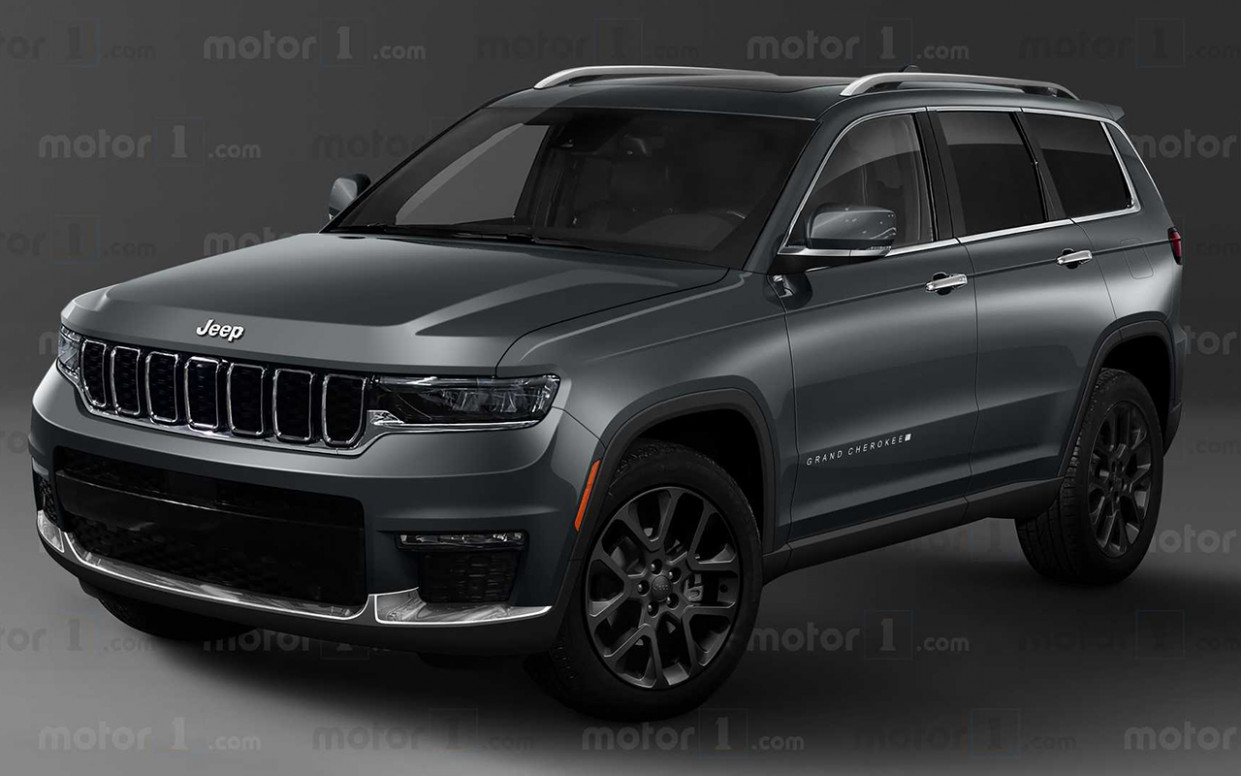 Concept and Review 2022 Jeep Grand Cherokee