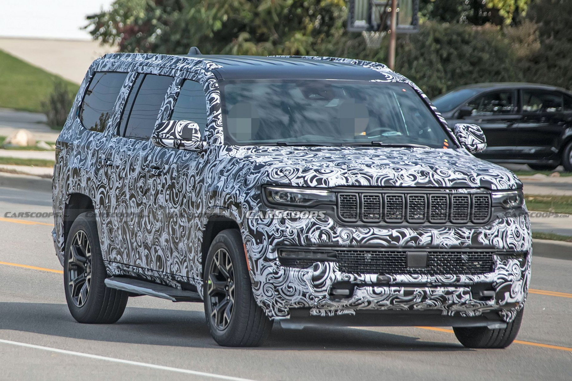 Price and Release date 2022 Jeep Grand Wagoneer