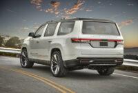 performance 2022 jeep wagoneer