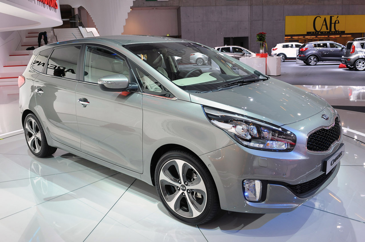 Price and Review 2022 Kia Carens Egypt