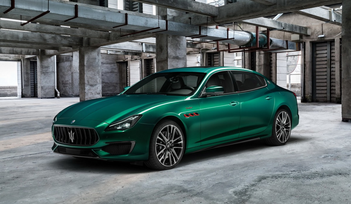 Release Date 2022 Maserati Quattroportes