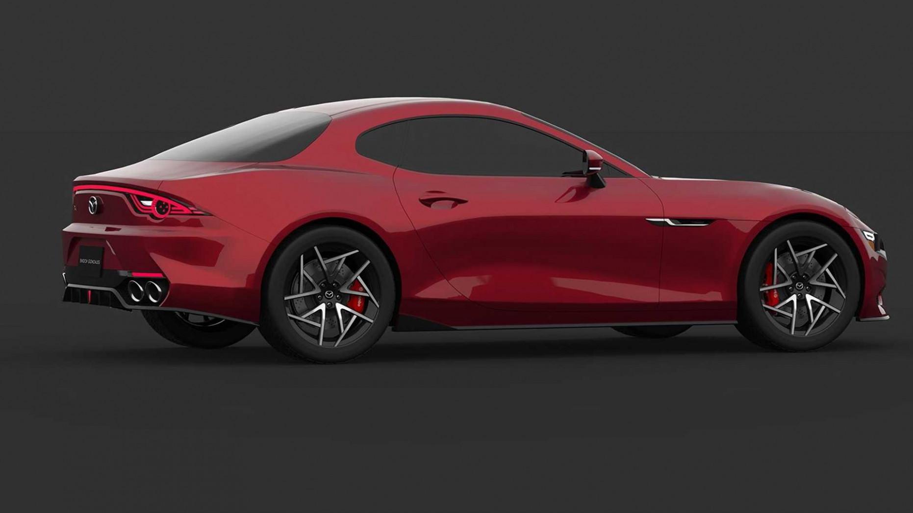 Exterior and Interior 2022 Mazda RX7s