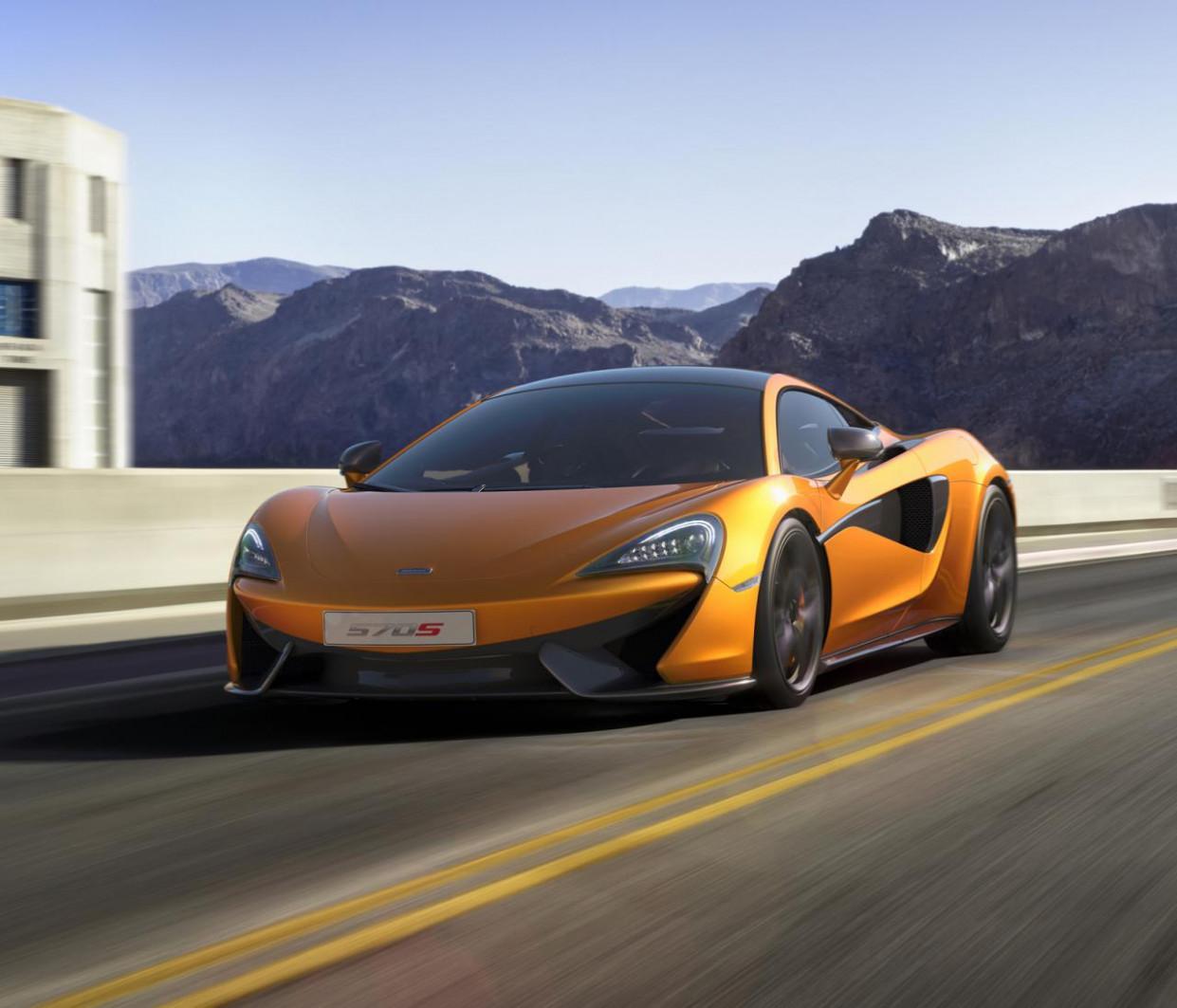 Rumors 2022 McLaren 570S Coupe