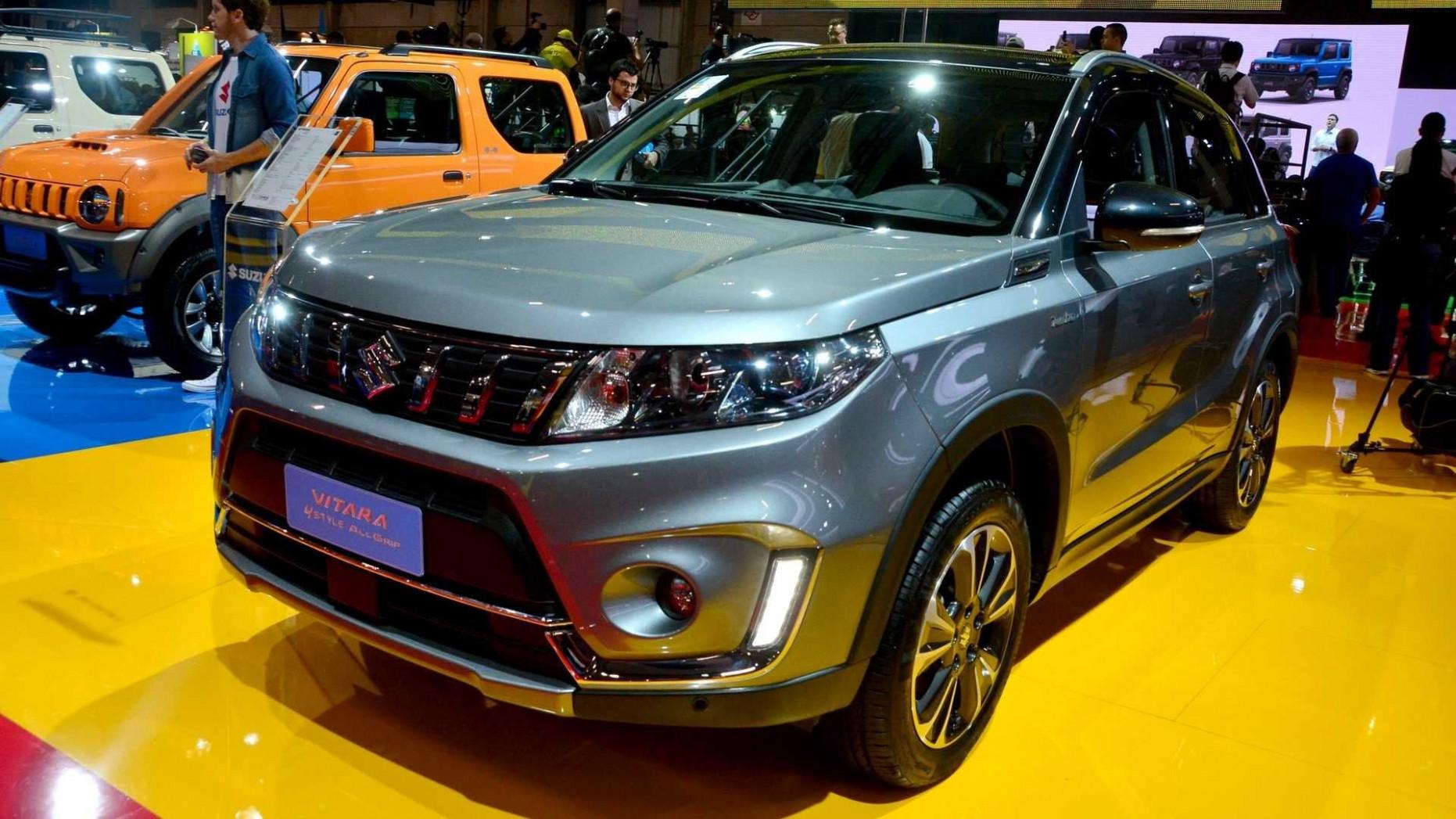 Pricing 2022 Suzuki Grand Vitara Preview